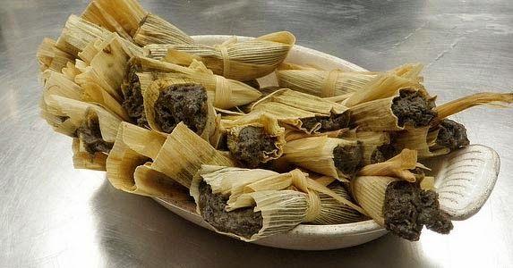 Tamales de tlaxcala