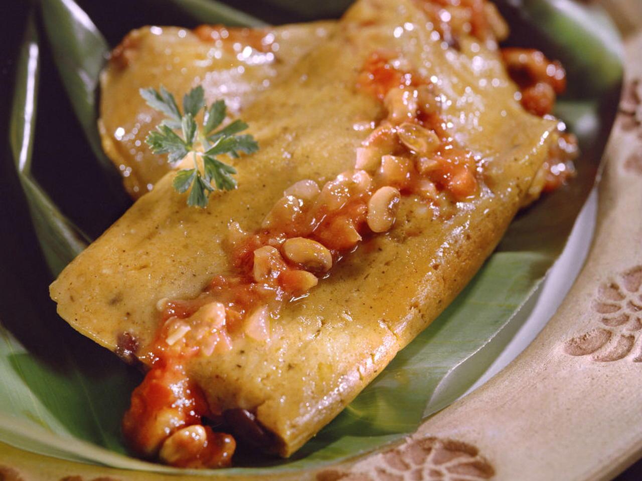 tamales con molido colombia gastronomia