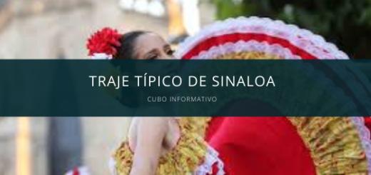 trajes tipicos de Sinaloa