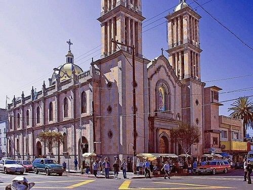 Catedral nuestra señora de Guadalupe tijuana
