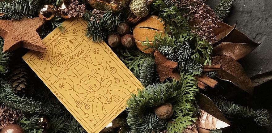 Consejos para elegir una tarjeta de Navidad perfecta