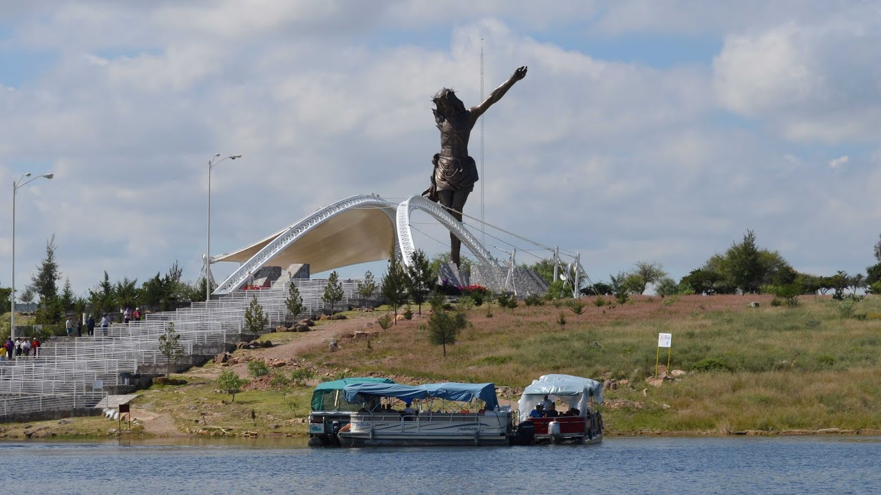 Cristo Roto sitio turistico aguascalientes