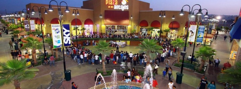 Macroplaza de Tijuana lugares turisticos