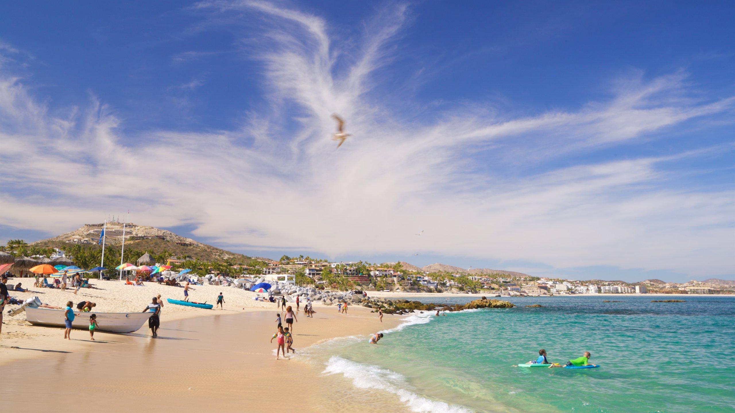 Playa Palmillla los cabos mexico