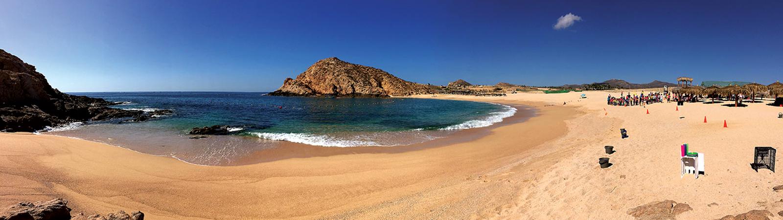 Playa Santa Maria playa de los cabos
