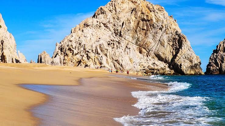 Playa del Divorcio atractivos turisticos de bcs