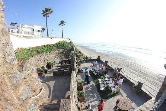 Playa tapia Baja california