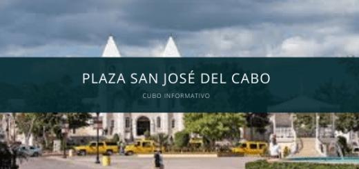 Plaza San José del Cabo
