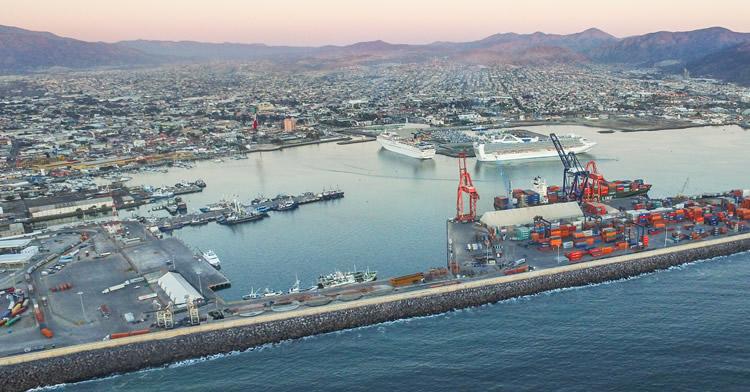 Puerto de Ensenada