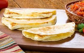 Quesadilla comida mexico