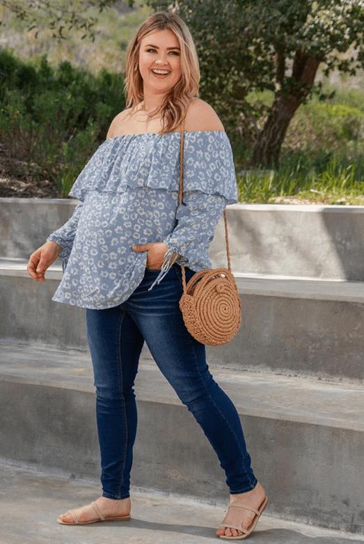 blusas para mujeres embarazadas de ninos