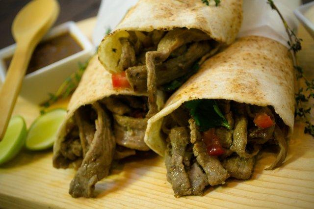 tacos arabes puebla platillos