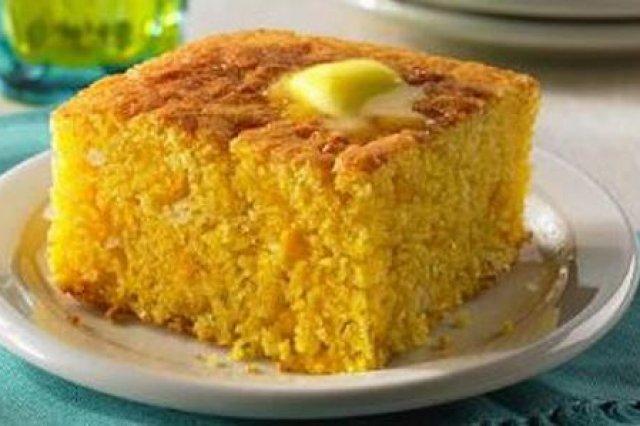 tarta de elote dulce oaxaqueño