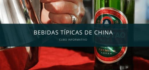 Bebidas típicas de China