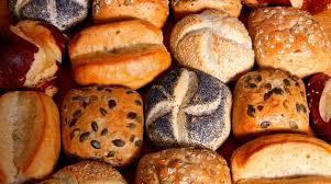 Brötchen pan dulce de alemania