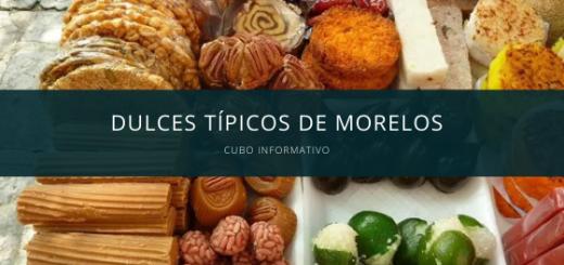 Dulces típicos de Morelos