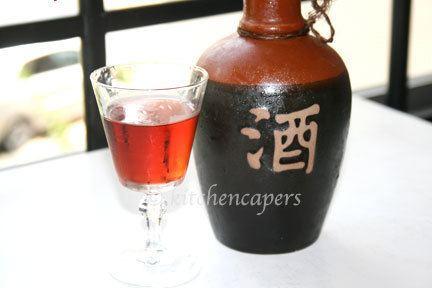 Huangjiu bebidas tipicas de china