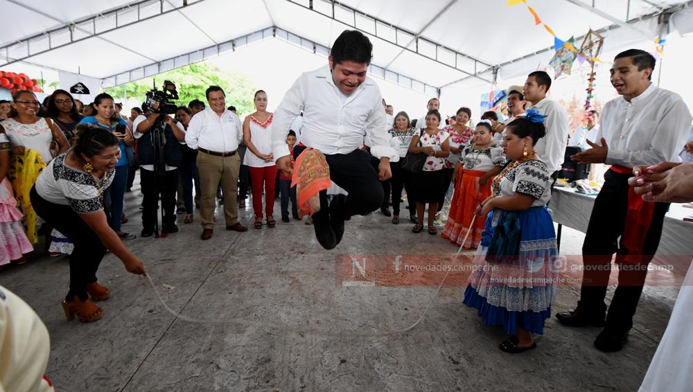 Juegos Tradicionales de Campeche