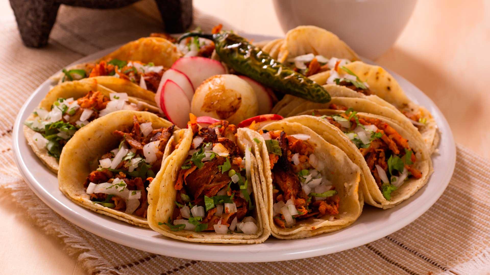 Tacos xochiilco comida