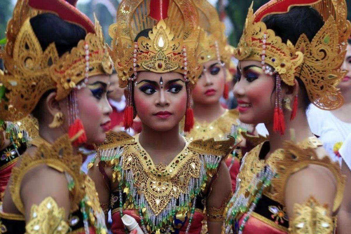 Traje típico de Tailandia
