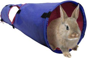 Tunel para conejo juguetes