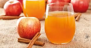 Zumo de Manzana caliente bebida de ingalterra