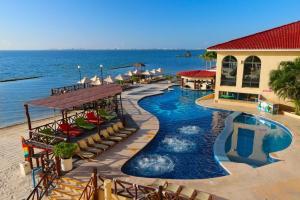All Ritmo Cancún Resort & Waterpark hotel para niños