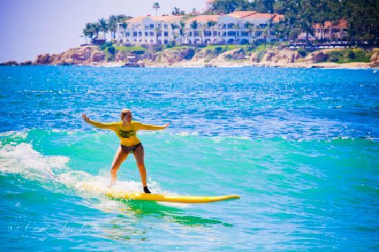 Costa Azul los cabos surft