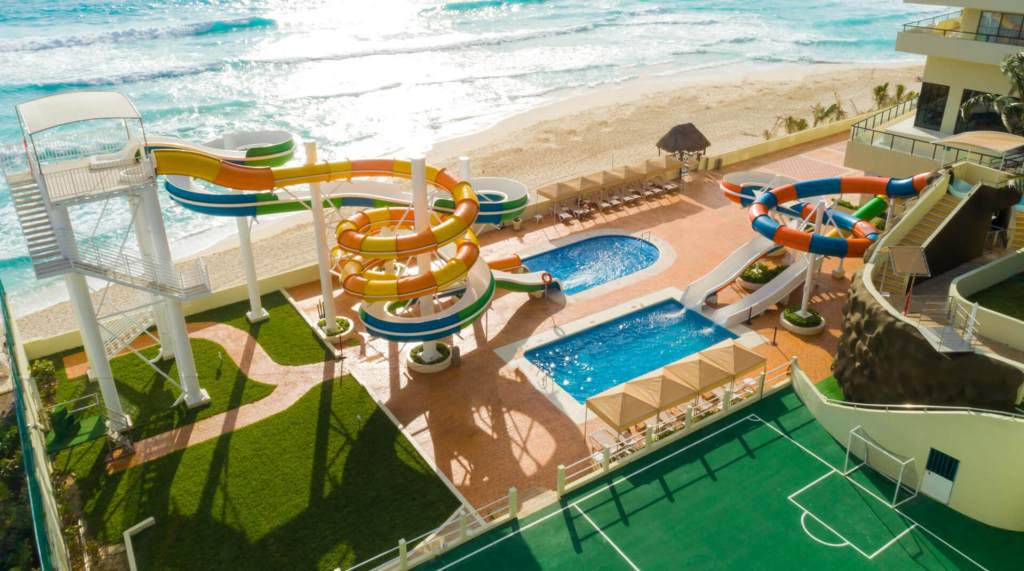 Crown Paradise Club Cancun mejores hoteles todo incluido cancun