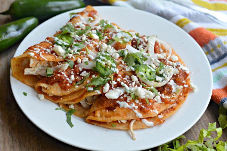 Cenas sencillas mexicanas