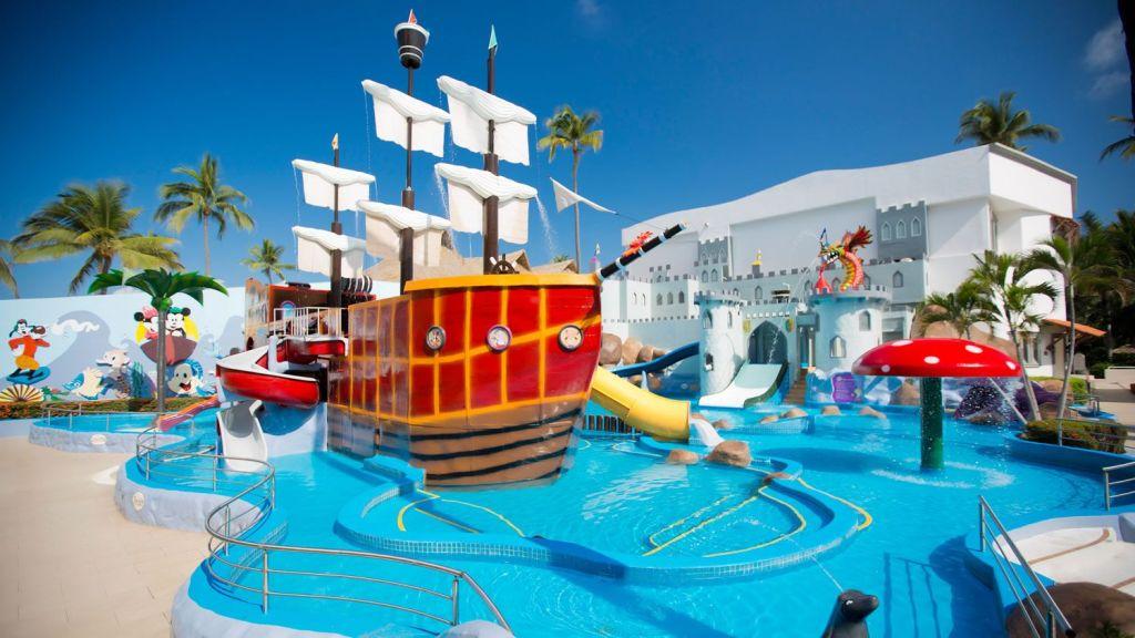 Hoteles en Cancún para niños
