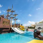 Panama Jack Resorts Cancun hotel con parque acuatico