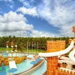 Seadust Cancun Family Resort - hotel parque acuatico cancun