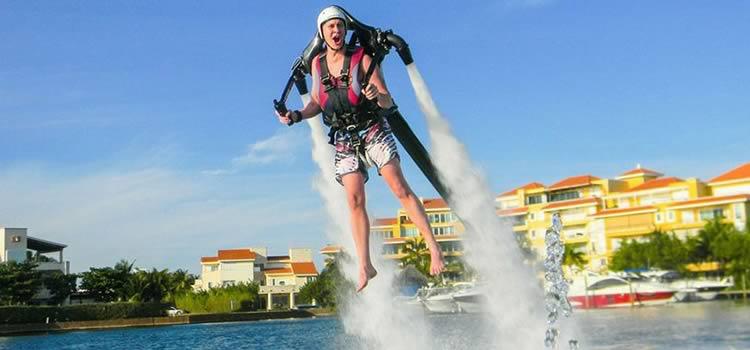 Diviértete con las actividades acuáticas que puedes hacer en la zona hotelera de cancun