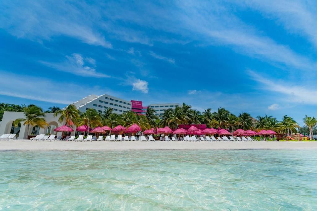 Grand Oasis Palm - All inclusive hotel frente al mar de cancun