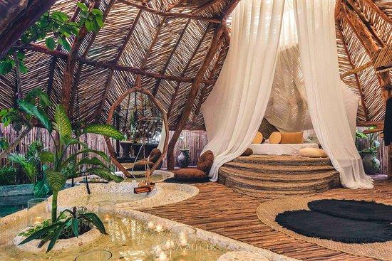 Hotel Azulik Tulum hotes para adultos riviera maya
