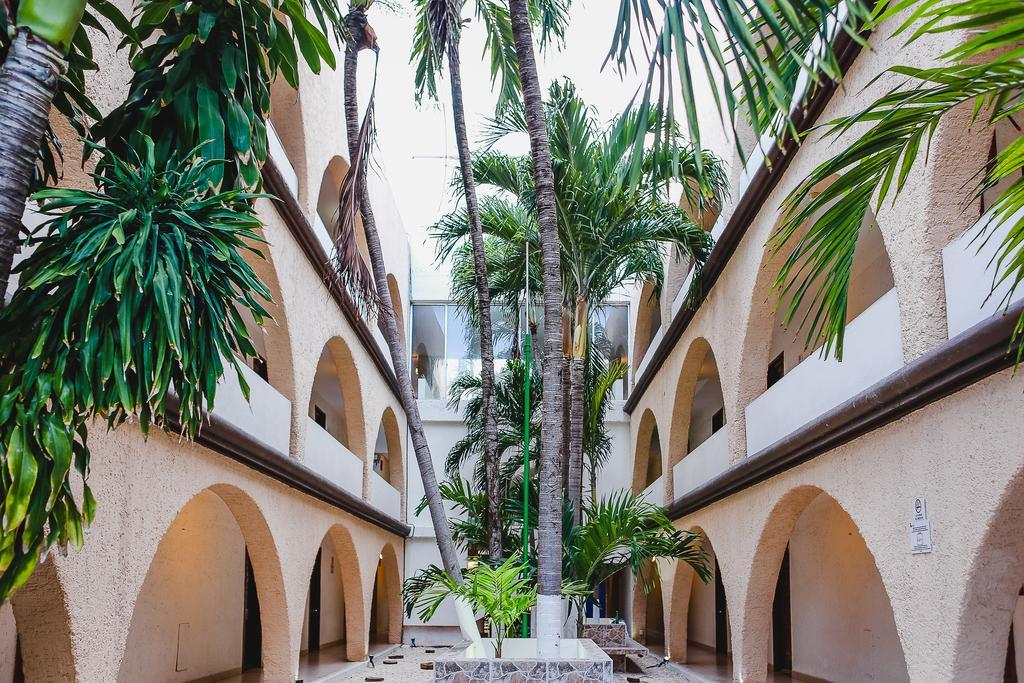 Hotel Parador hotel barato cancun