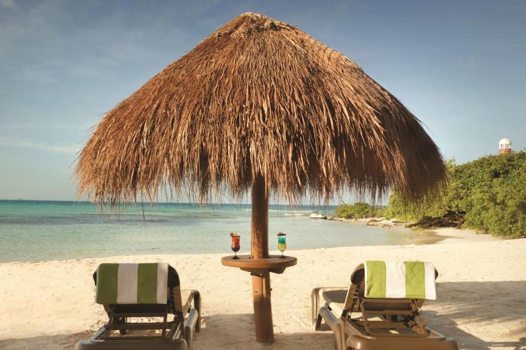 Hyatt Ziva Cancun resort 5 estrellas frente al mar