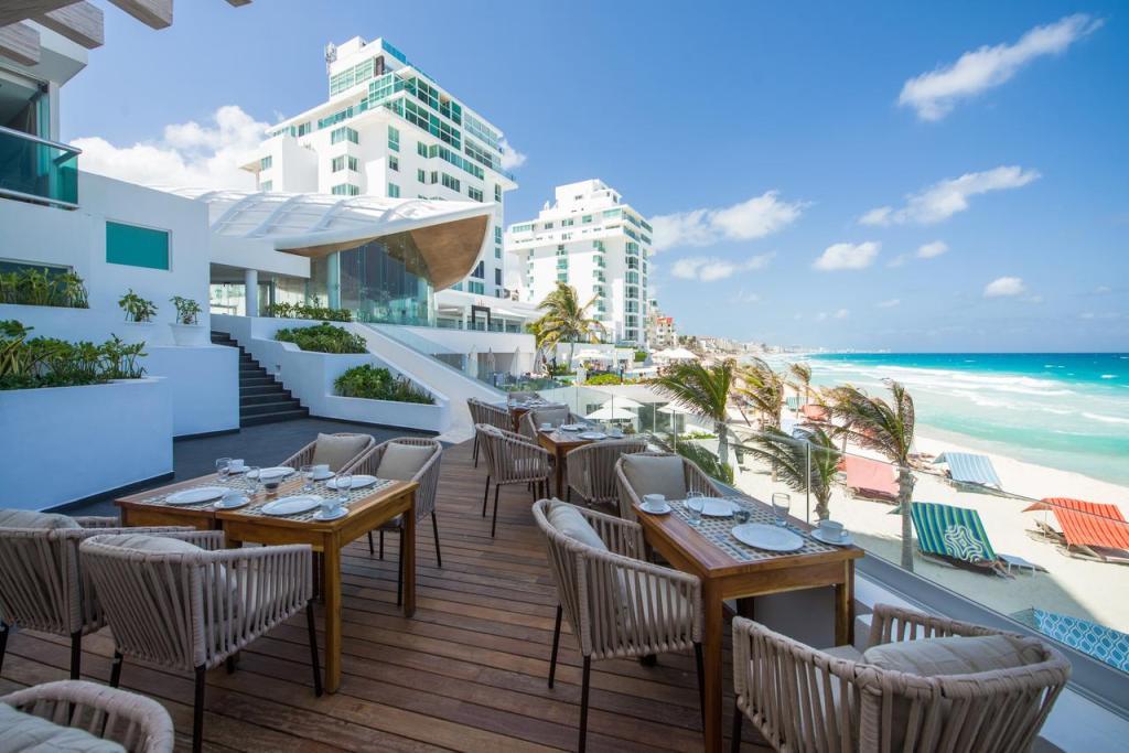 Oleo Cancun Playa Boutique All Inclusive Resort frente al mar cancun riviera maya