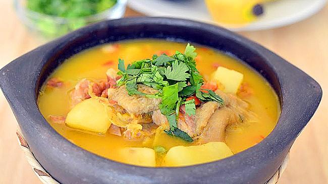 Sopa de mondongo criollo de venezuela comidas y platillos tpicos