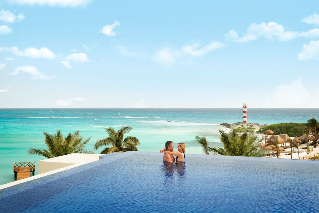 Turquoize at Hyatt Ziva Cancun - spa cancun para adultos