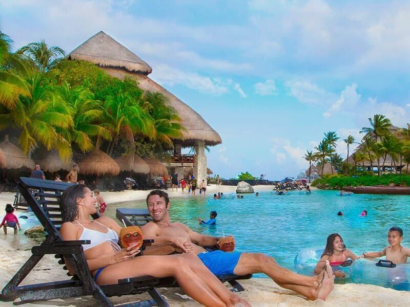 Xcaret actividad para niños en cancun