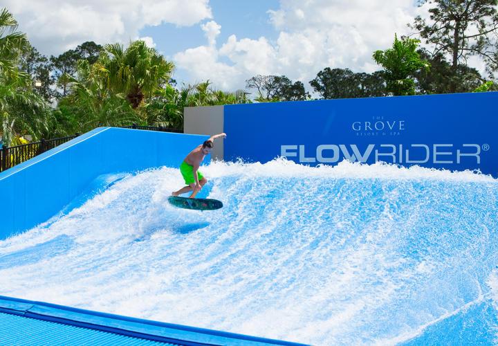 flowraider cancun actividades