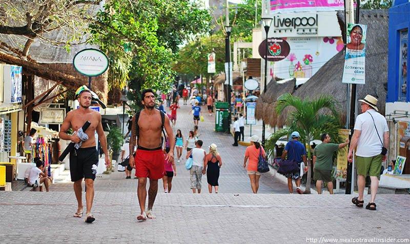 quinta avenida playa del carmen actividades en cancun y la riviera maya