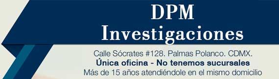 DPM Investigaciones mexico