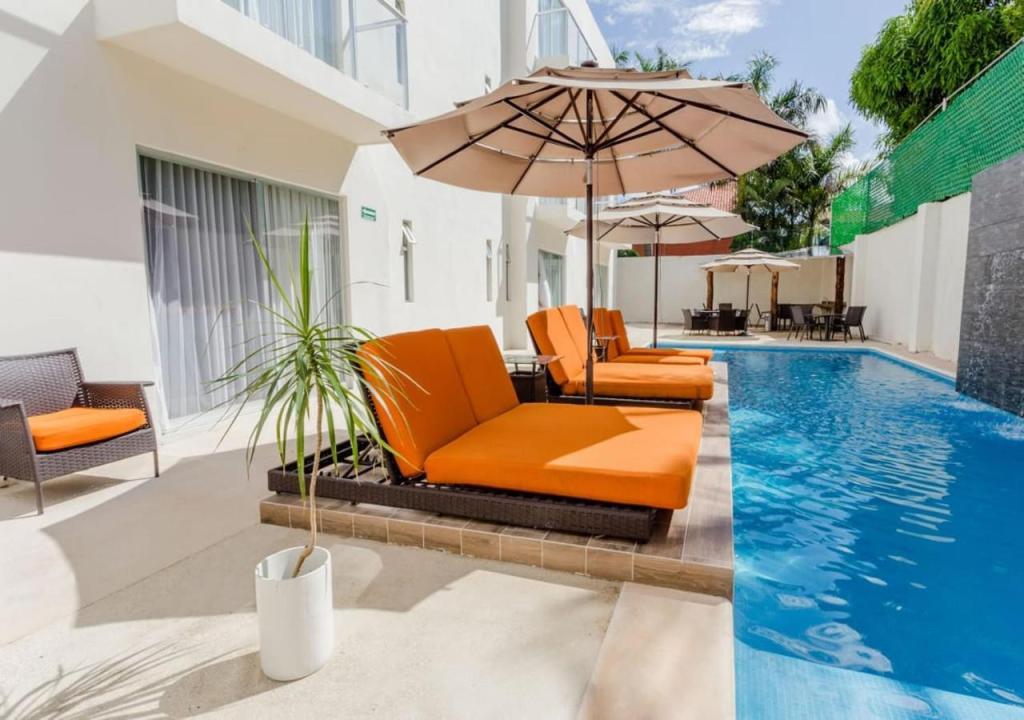 Studiotel Cancun