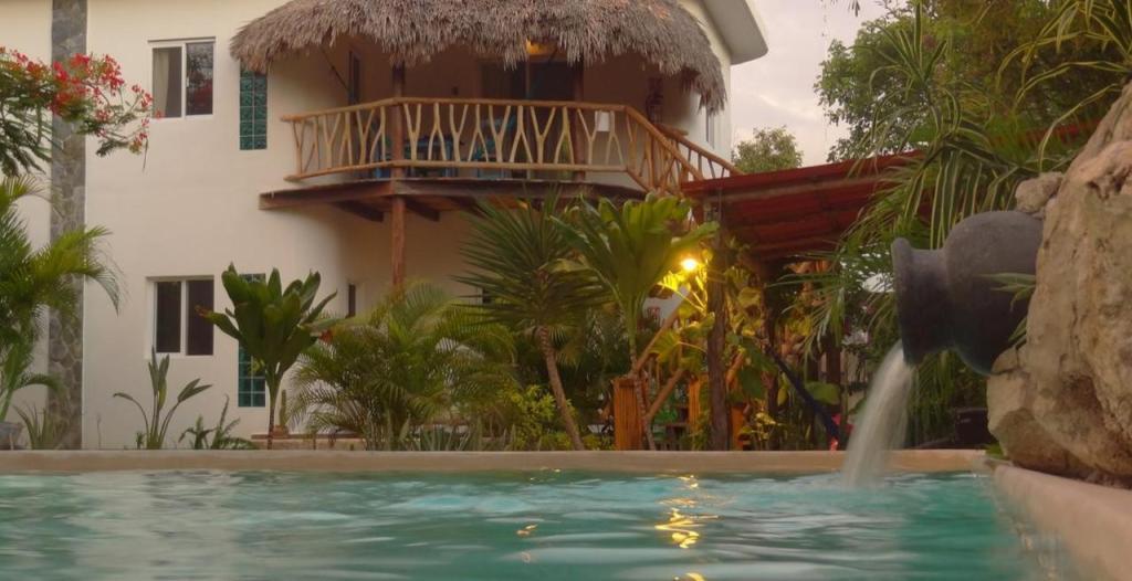 Zamunda Garden View Apartments mejores alojamientos en tulum
