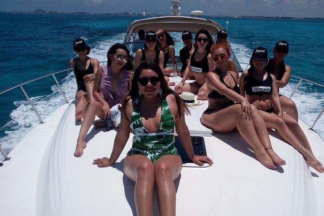 renta de yates en isla mujeres