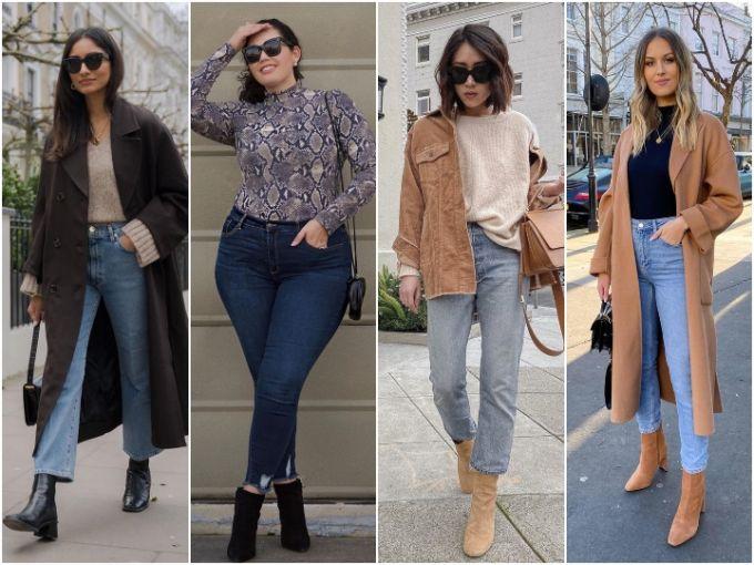 Jeans para el Otoño