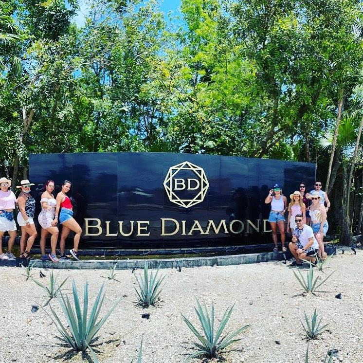 Blue Diamond Luxury Boutique - hotel solo adultos playa del carmen los mejores
